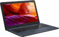 "Ноутбук ASUS 15.6"" 1920x1080 Intel Core i3 7020U 2.3Ghz 4096Mb 500Gb DVDrw Ext:nVidia GeForce MX110"