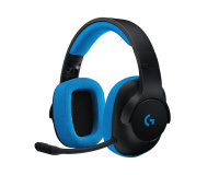Наушники Logitech Headset G233 Prodigy Wired Gaming черно-синий