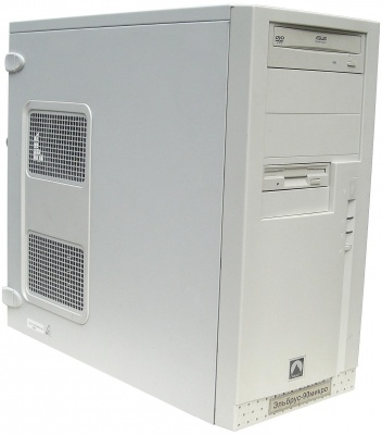Комиссионный ПК Athlon XP 1.5 GHz/1Gb/GF 9600 128Mb/80Gb/300W/Win XP