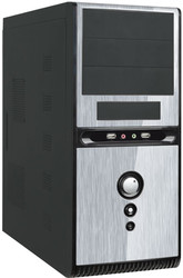 Комиссионный ПК Pentium Dual Core E5300 2.6GHz/3Gb/320Gb/Radeon HD 4350 256Mb/300W/Win 7