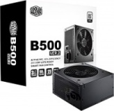 Блок питания Power Supply Cooler Master B500 v.2 bulk, 500W, ATX,120mm, 6xSATA, 2xPCI-E(6+2), APFC,8