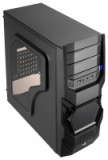 Корпус AeroCool Cyclops Advance Midi-Tower, Standard-ATX, сталь,2 x 120x120 мм,USB 3.0 x2