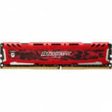 Память оперативная DDR4 8GB Crucial 2400 MT/s (PC4-19200) CL16 SR x8 Unbuffered DIMM 288pin Ballisti