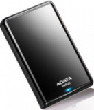 Жесткий диск внешний HDD A-Data USB3.0 500Gb AHV620500GU3-CBK DashDrive HV620 Black