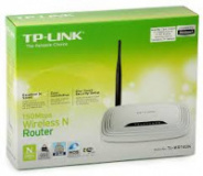 Маршрутизатор TP-Link TL-WR740N 802.11n 150Mbit/s
